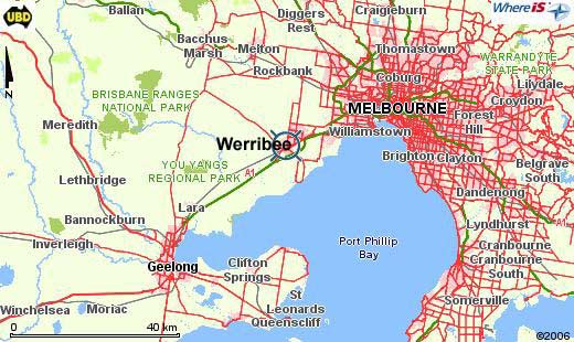 Werribee South Australia  city photos : The City of Wyndham is located about 30 klms south west of Melbourne ...